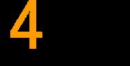 4Arkitekter Rådgivning Mobile Logo